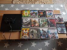 PS3 + mängud