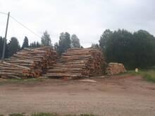 3m pikkust puitu kütteks Põlvamaal