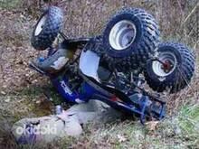 ATV Quad OSTAN remonti vajavaid
