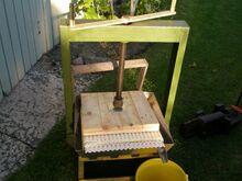 Õunamahla press