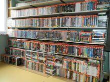 FILMIKOGU, 1500 VHS-i