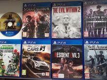 Mängud PS4