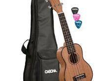 Sopran ukulele komplekt Cascha HH 2026