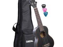 Cascha sopran ukulele komplekt HH 2262