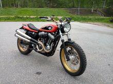 Harley-Davidson Custom Bike Flat Tracker 2001