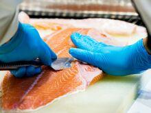 Kalatööstuses Soomes