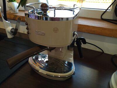 Espressomasin DeLonghi Vintage