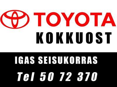 Toyota masinaid